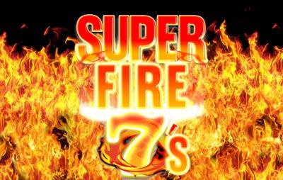 Slot Online Super Fire 7s