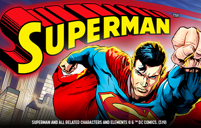 Slot Online Superman Comics