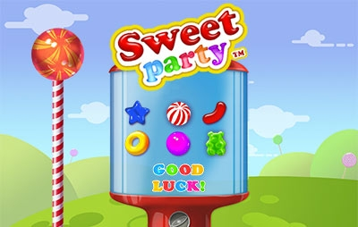 Slot Online SWEET PARTY