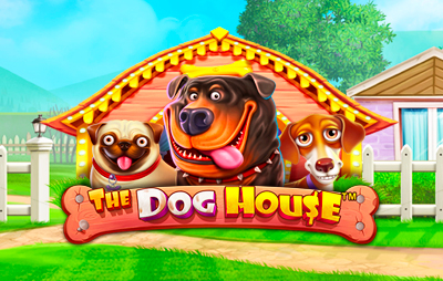 Slot Online THE DOG HOUSE