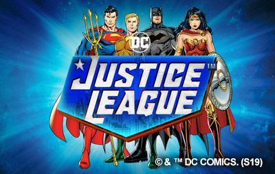 Slot Online justice league comics
