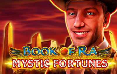 Slot Online Book of Ra Mystic Fortune