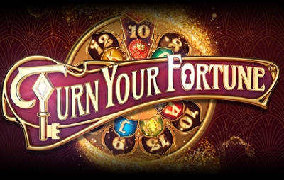 Slot Online TURN YOUR FORTUNE