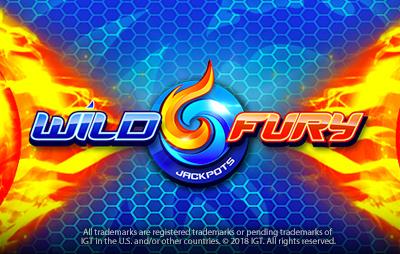 Slot Online WILD FURY