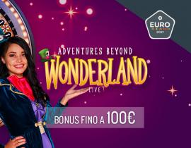 Adventures BeyondWonderlandLive