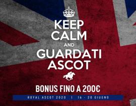 Bonus Royal Ascot