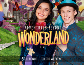 Adventures Beyond Wonderland 5€ in bonus