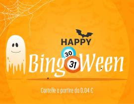 Happy Bingoween