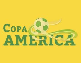 Copa America in rosso