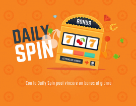 Daily Spin