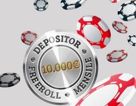 Depositor freeroll 2.500€