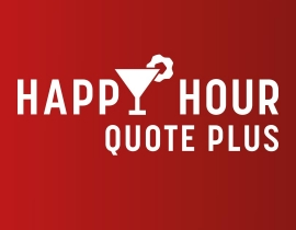 Quote Plus Happy Hour