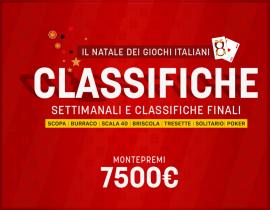 Il natale dei giochi italiani
