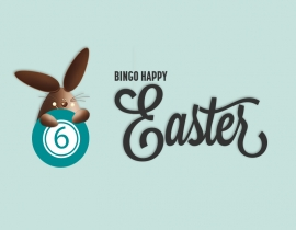 BINGO HAPPY EASTER