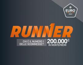 Snai Runner  Euro 2021