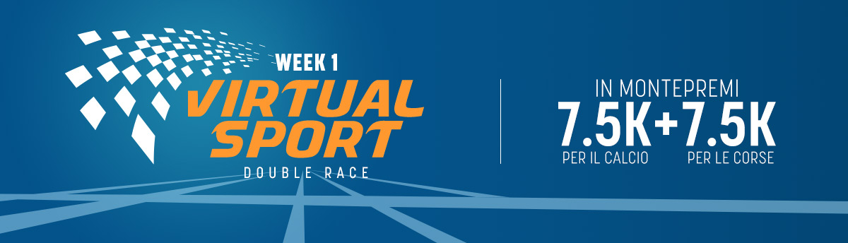 Virtual Sport Race double