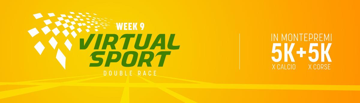 Virtual Sport Race double
