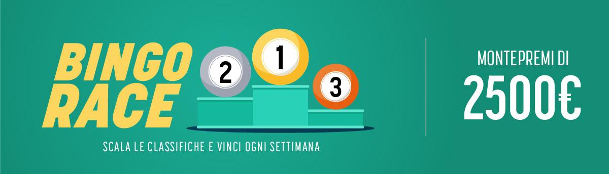 Bingo Race