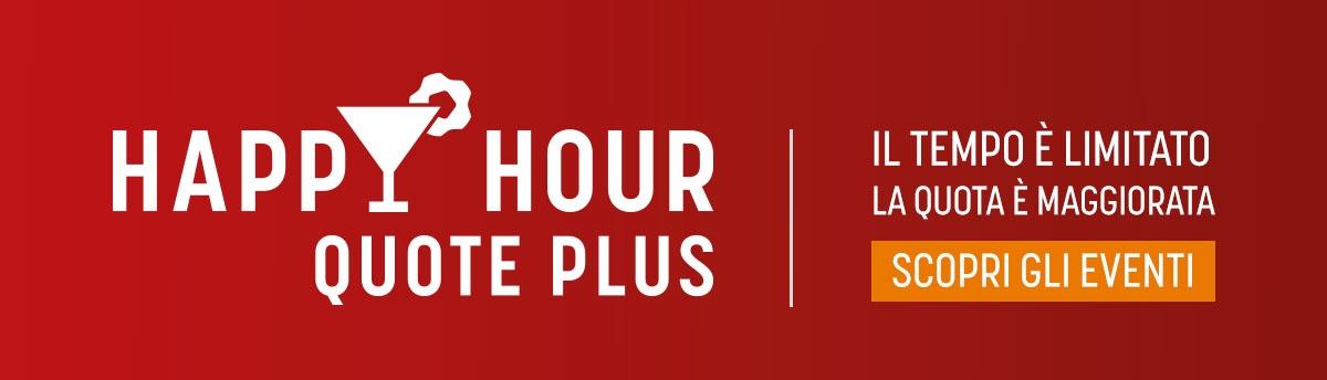 Happy Hour Quote Plus