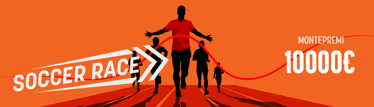 Soccer Race da lunedì 30 a mercoledì 2 dicembre