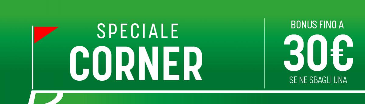 Salvi in corner, bonus in multipla dal 6 al 12 luglio