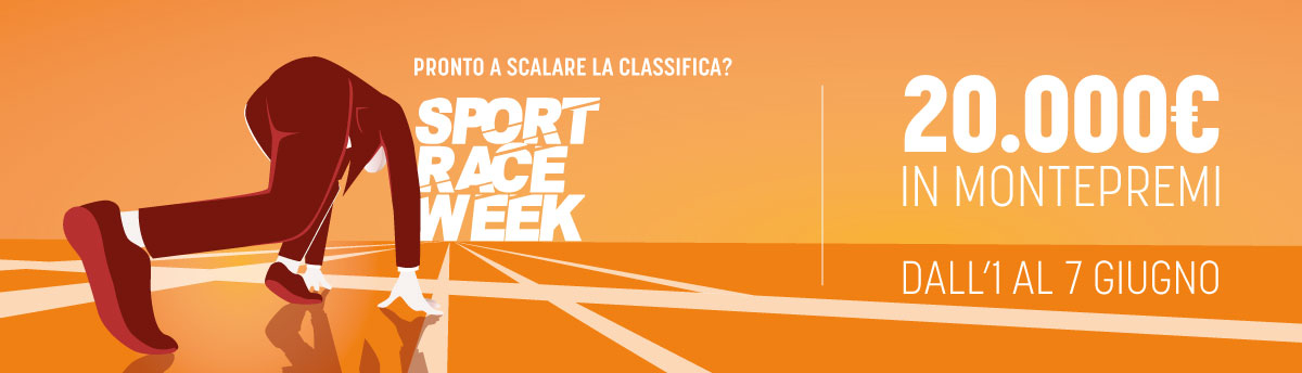 Spoer Week Race dall'1 al 7 giugno