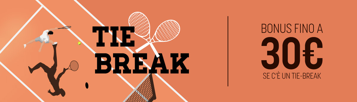 Tennis con il Tie Break