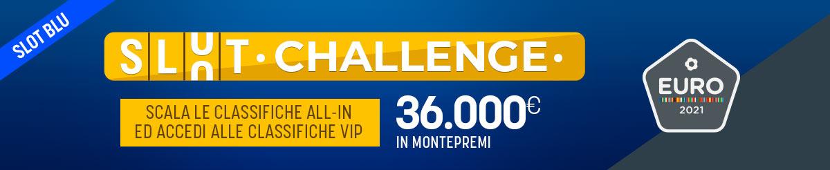 Slot Challenge Euro 21