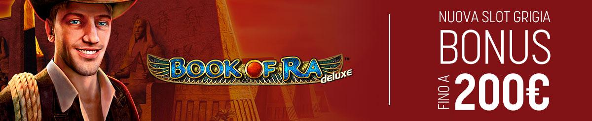 Assicurazione Book of Ra Deluxe